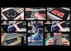 Enlace a Música con la NES