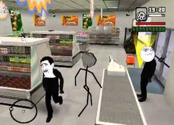 Enlace a GTA con memes, tú también quieres jugar