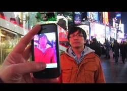 Enlace a Hackeando las pantallas de vídeo con un iPhone