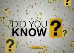 Enlace a ¿Sabías que...?