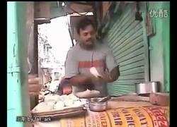 Enlace a Quiero ir a la India sólo para que me sirvan así