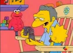 Enlace a ¡Cuando Elmo dice que no es que no!