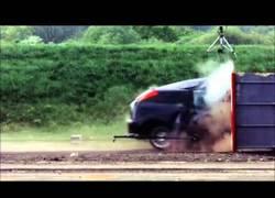 Enlace a Crash Test 190 Km/h