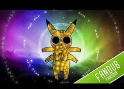 Enlace a Pikachu en LSD