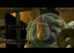 Enlace a Escena épica de Toy Story