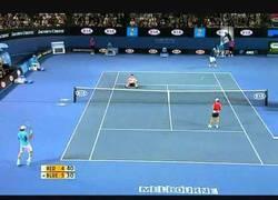 Enlace a Idioteces en el tenis