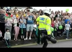 Enlace a Poli marchoso en Londres 2012
