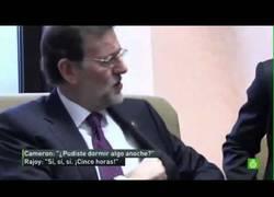 Enlace a Spanglish a lo Rajoy