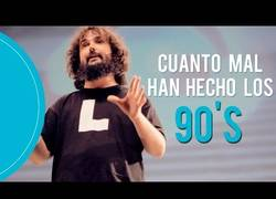 Enlace a Los 90's según Loulogio