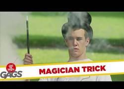 Enlace a Broma de la varita mágica - Just for Laughs