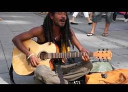 Enlace a Cuando te encuentras a Bob Marley en la calle