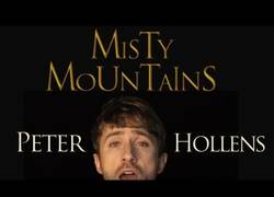 Enlace a Misty Mountains a capella