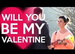 Enlace a ¿Quieres ser mi cita para San Valentín? [inglés]