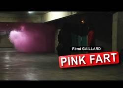 Enlace a Rémi Gaillard se disfraza de la pantera rosa