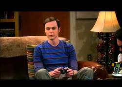 Enlace a Sheldon jugando al Red Dead