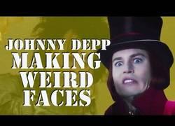 Enlace a Crees que Johnny Deep es guapo hasta que ves algunas de estas caras