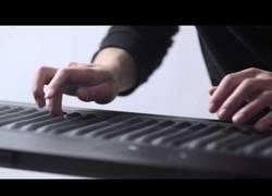 Enlace a Se llama Seaboard y lleva el mundo de los teclados musicales un nivel más allá, ¡yo quiero uno!