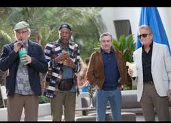 Enlace a Tráiler oficial de Plan en Las Vegas, con un reparto que roza la leyenda