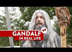 Enlace a Gandalf en la vida real