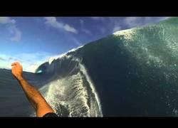 Enlace a Surf grabado desde 3 ángulos distintos