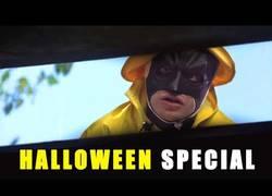 Enlace a Batman y sus cameos de Halloween