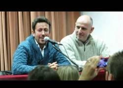 Enlace a Las voces originales en castellano de Dragon Ball en el Mangafest 2013
