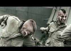 Enlace a Imágenes reales en color del día D durante la Segunda Guerra Mundial (desembarco en Normandía)