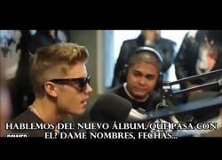 Enlace a Justin Bieber anuncia su retirada del mundo de la música en un programa de radio