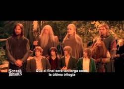 Enlace a Tráiler Honesto: El Hobbit (Subtitulado)