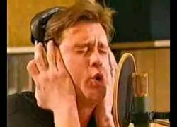 Enlace a Jim Carrey haciendo un cover de ''I'm The Warlus''