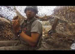 Enlace a Bomba de más de 220 kg lanzada por error a soldados Estadounidenses.
