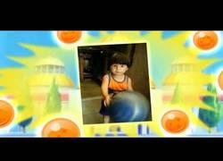 Enlace a Un padre convierte a su hijo en protagonista de Dragon Ball como felicitación de cumple