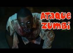 Enlace a ¿Tú qué harías si en mitad de la noche te ataca un zombie?