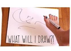 Enlace a Esta mujer convierte a 4 garabatos en un dibujo increíble. ¡Cuanta imaginación y talento!
