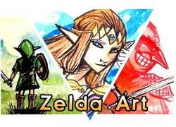 Enlace a ¿Te gusta Legend of Zelda? Entonces te encantará esta obra de arte