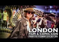 Enlace a Aquí están los cosplay London Film & Comic Con 2014 ¿Cuál te mola más?