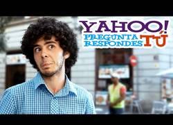 Enlace a Hay algunas preguntas en Yahoo respuestas que son... sin palabras