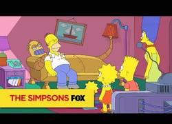 Enlace a El crossover de Los Simpson y Futurama ya tiene intro