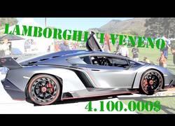 Enlace a Este Lamborghini Veneno cuesta 4,1$ millones ¿Quién se lo puede permitir?