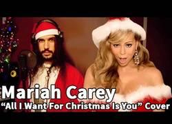 Enlace a La mítica canción de Mariah Carey cantada en 20 estilos diferentes