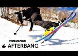 Enlace a La última generación en la nieve, los esquís que imitan al skate