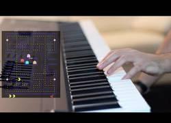 Enlace a La canción de Pacman en 10 estilos diferentes