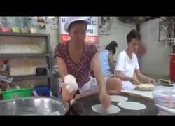 Enlace a Talentosos cocinero tailandés ¡Y los de mi crepería tardan mil horas!