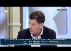 Enlace a ZAS de Carmen Lomana defendiendo a Monedero: 'Al menos trae dinero a España, no como otros'