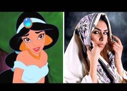 Enlace a Así serían las princesas de Disney históricamente correctas [Inglés]