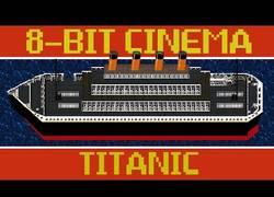 Enlace a Titanic al estilo RPG de Super Nintendo