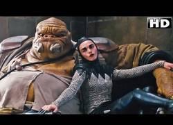 Enlace a Ya tenemos el making off de la esperadísima película de Star Wars: El despertar de la fuerza