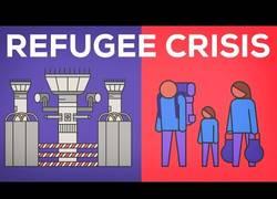 Enlace a La crisis de los refugiados sirios en Europa explicada de forma clara [Inglés]