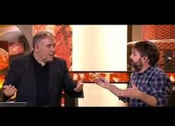 Enlace a Jordi Évole critica en directo a La Sexta para representar mejor la realidad catalana