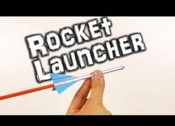 Enlace a Fabrica tu lanzador de cohetes en unos sencillos pasos [inglés]